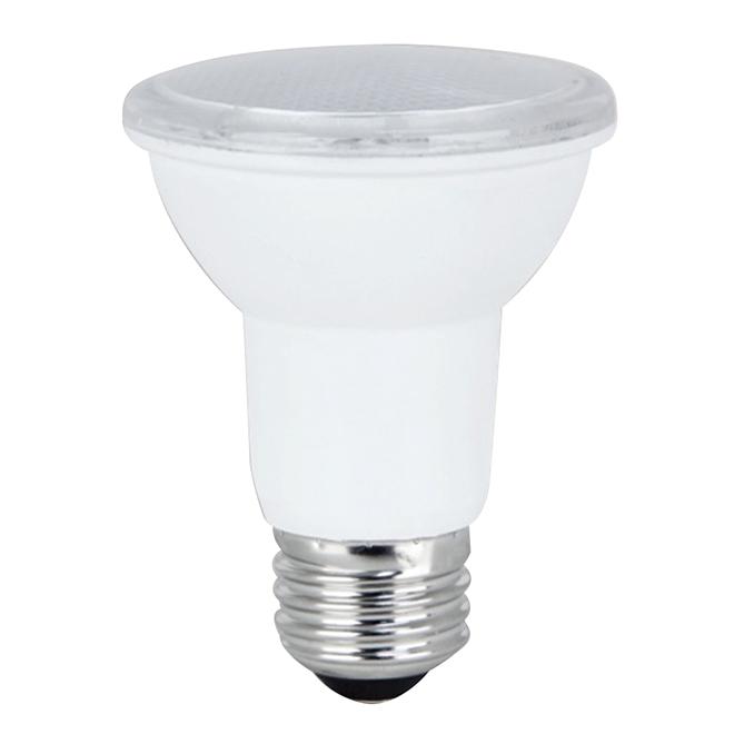 ampoule del par20 6 5w intensit variable blanc chaud 6 pqt rona. Black Bedroom Furniture Sets. Home Design Ideas