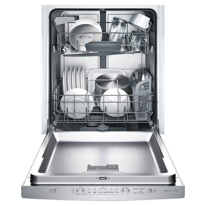 "24"" Ascenta Dishwasher - Stainless Steel"