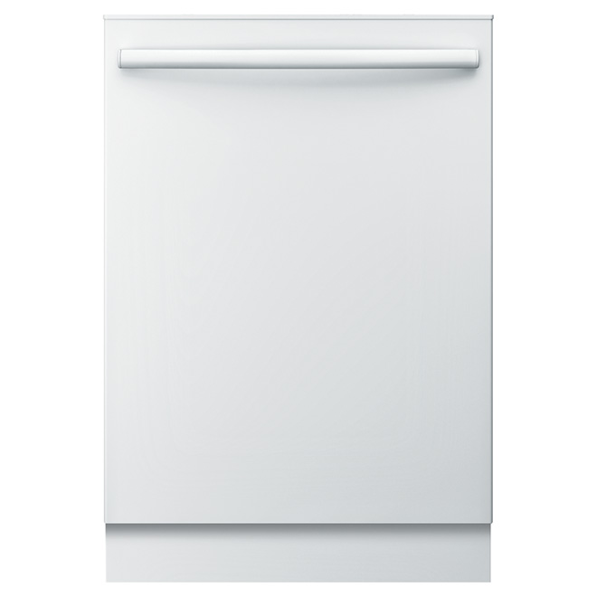 "Slide-in Dishwasher with Bar Handle - 24"" - White"