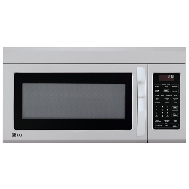 Microwave Oven with EasyClean™ - 1.8 cu. ft.