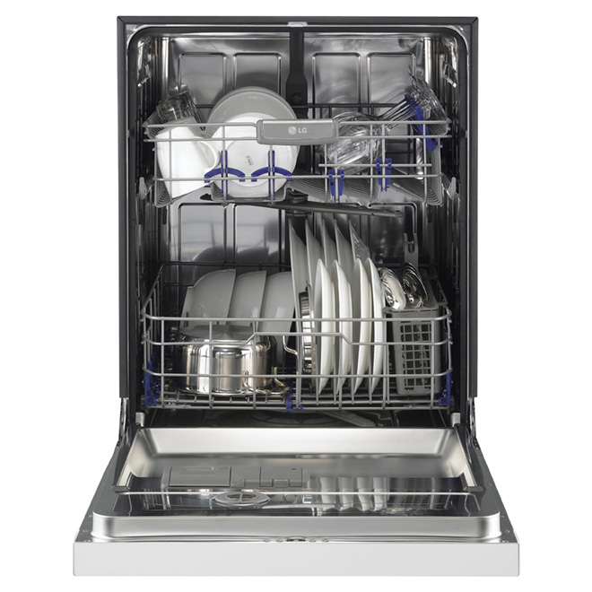 "24"" Dishwasher with Quadwash™ System - White"