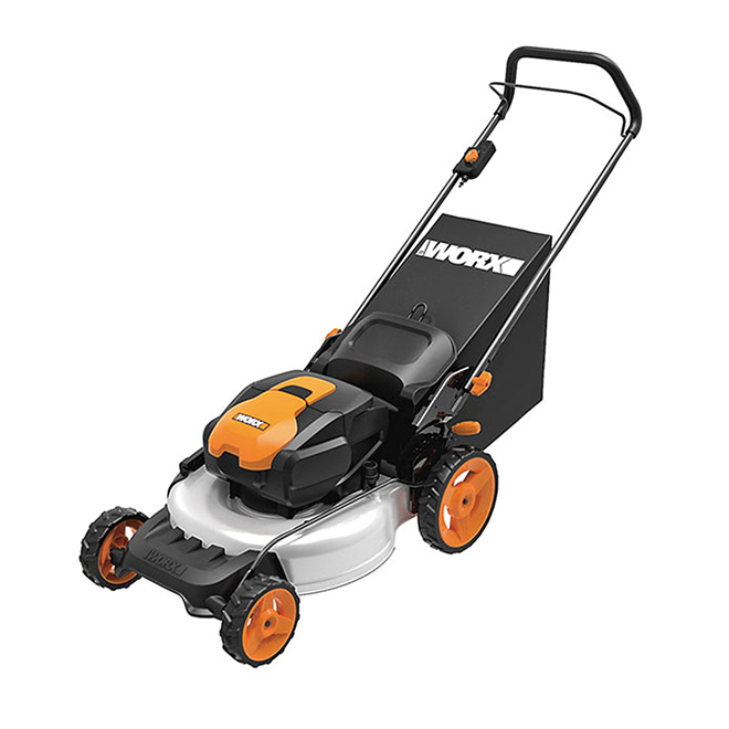 19-in Cordless Lawnmower
