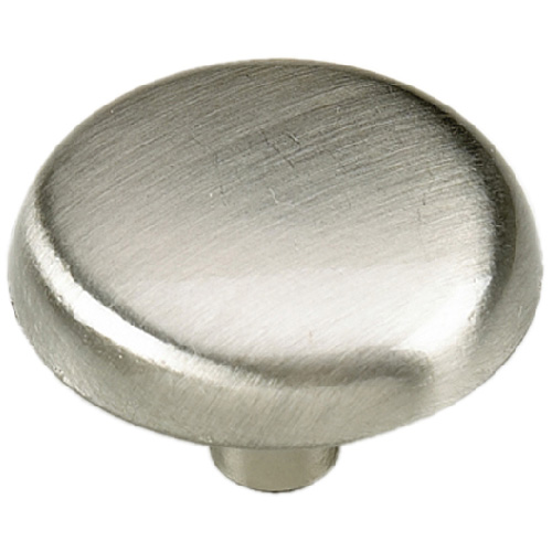 """Classic"" Brushed Nickel Knob"