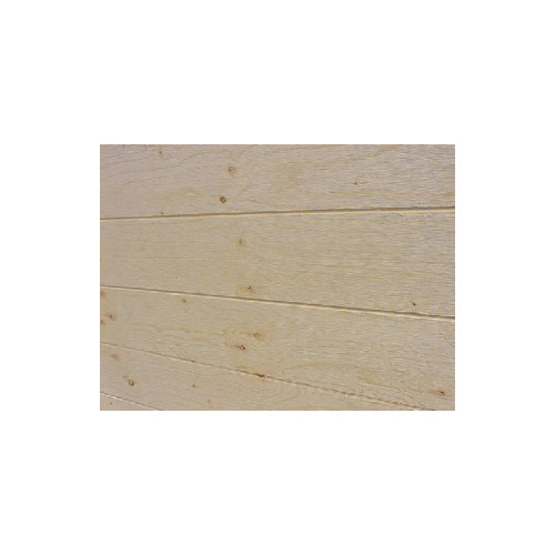 Grooved Spruce Siding