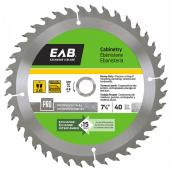 Cabinetry Circular Saw Carbide Blade - 7