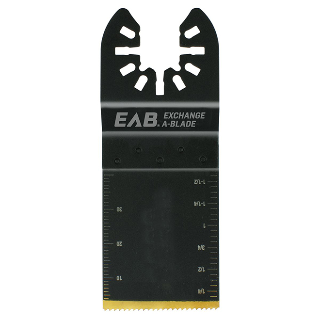 Multi-Tool Wood/Metal Flush Cut Blade - 1 1/4""