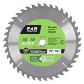 Green Blade Finishing Circular Saw Blade - 24 TH - 8 1/2