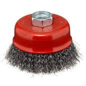 Crimped Wire Brush - Carbon Steel - 3