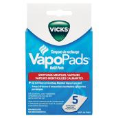 Scent Menthol Pad - Pack of 5