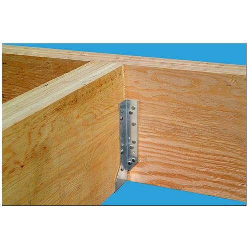 "Steel Double Joist Hanger 5 1/4"" x 11"""
