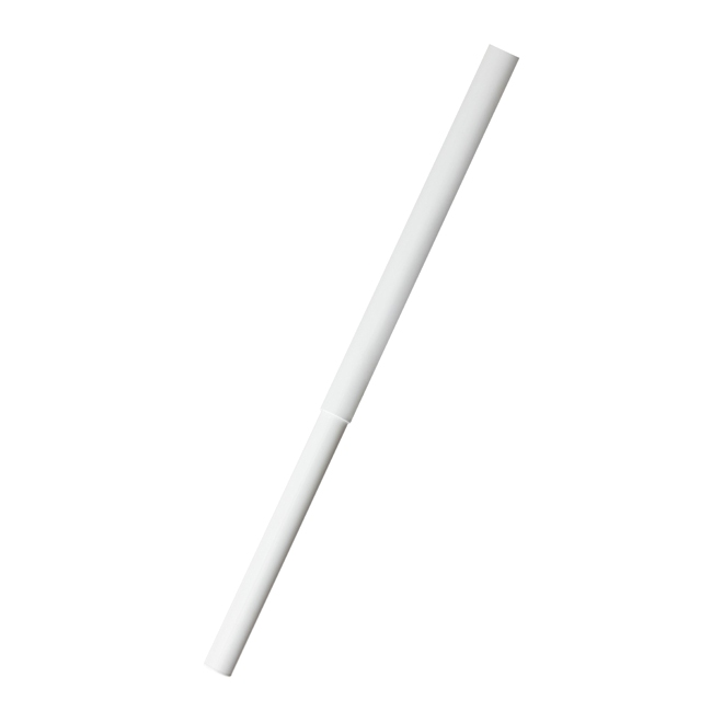 """SuperSlide"" Adjustable Hang Rod 72""-96"" - White"