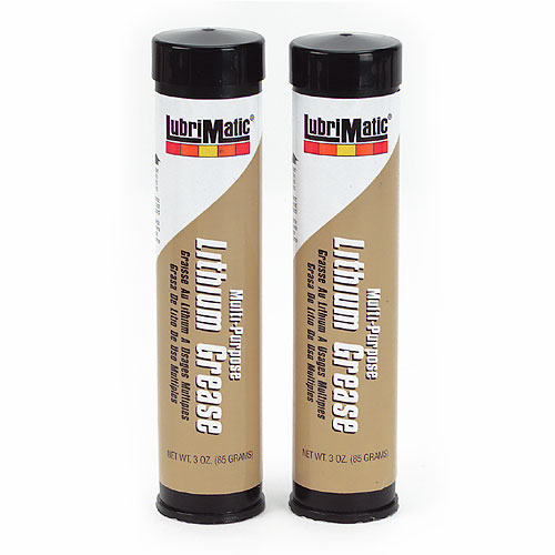 Multi-Purpose Lithium Grease - 2-Pack