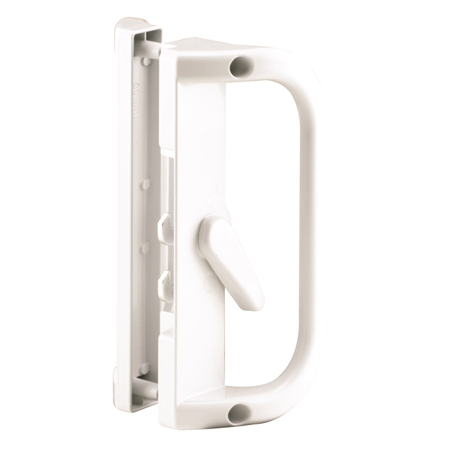 Patio Door Inside Pull with Steel Latch
