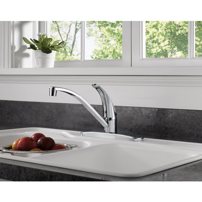Kitchen sink faucets rona bathroom sink faucets rona Rona kitchen cabinets reviews
