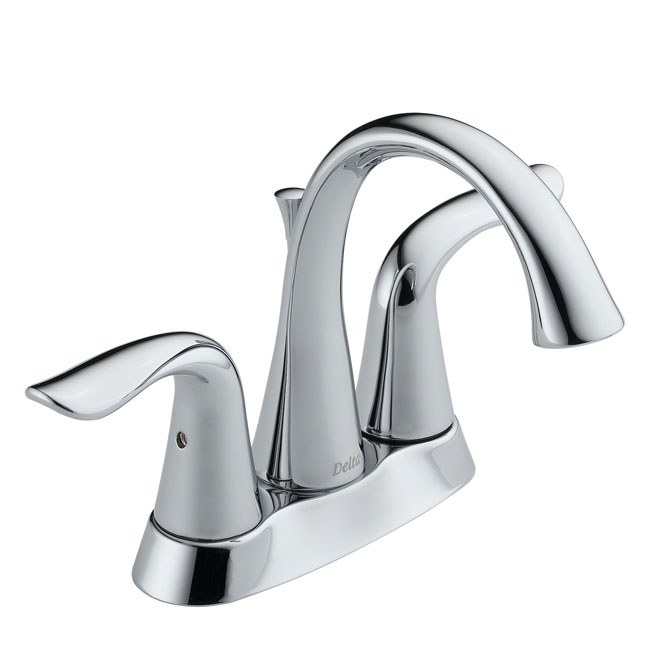 Lahara 2 Handle Bathroom Faucet Rona