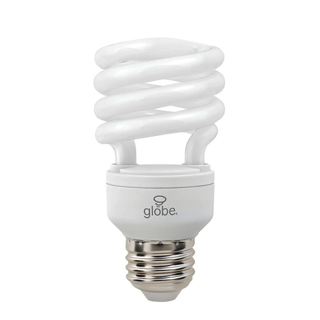 """Ultra Mini"" 13-W CFL Spiral Lightbulb"