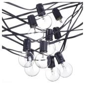 Light String - 25 Lights - G12-E12 - 25'