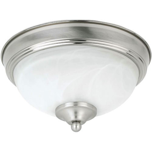 """ENERGY STAR"" 1-Light Ceiling Fixture"
