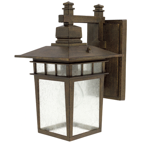 """Katana"" Outdoor Wall Lantern"