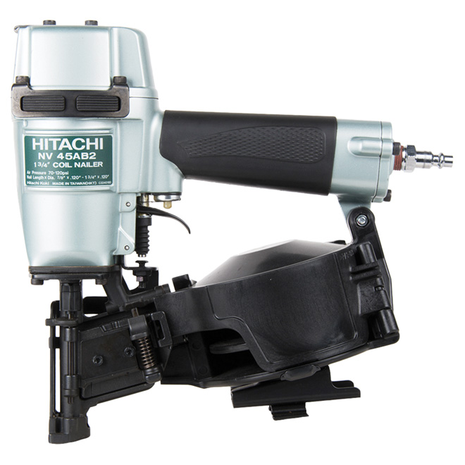 "Pneumatic Roofing Nailer - 7/8"" - 1 3/4"""