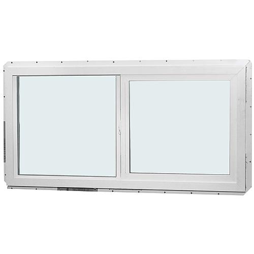 Fen tre coulissante rona for Reduire fenetre windows