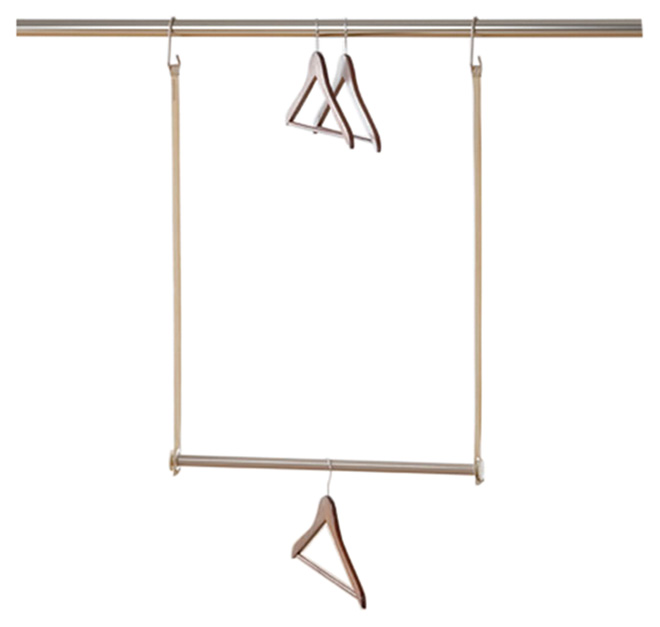 "Hanging Expandable MAXBar(R) - 24"" to 42"""