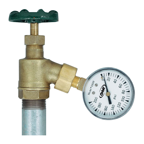 200 Lb Pressure Gauge | RONA
