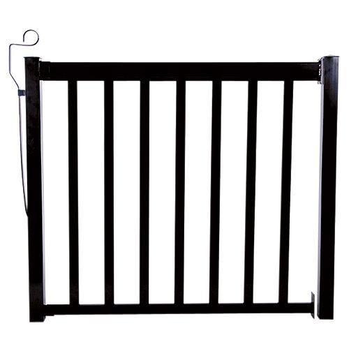 Gate Kit 48 Quot Black Rona