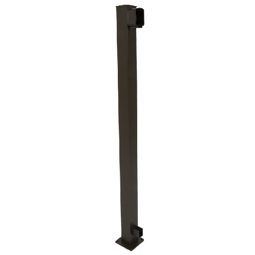 "Railing End Post 42"" - Bronze"