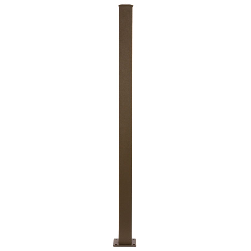 "Stair Railing Post 42"" - Bronze"