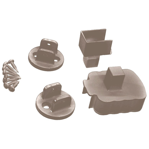 Railing Wall Bracket Quick Kit - Bronze