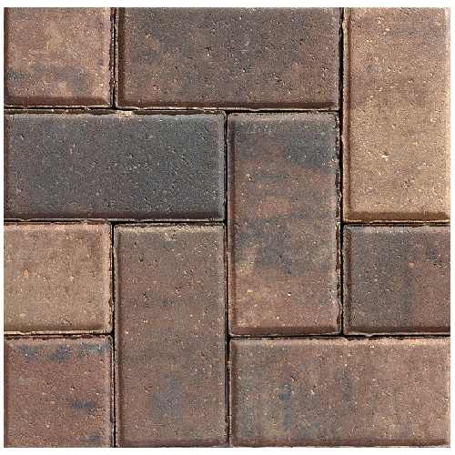 """Holland"" Paving Stone - Autumn Brown"