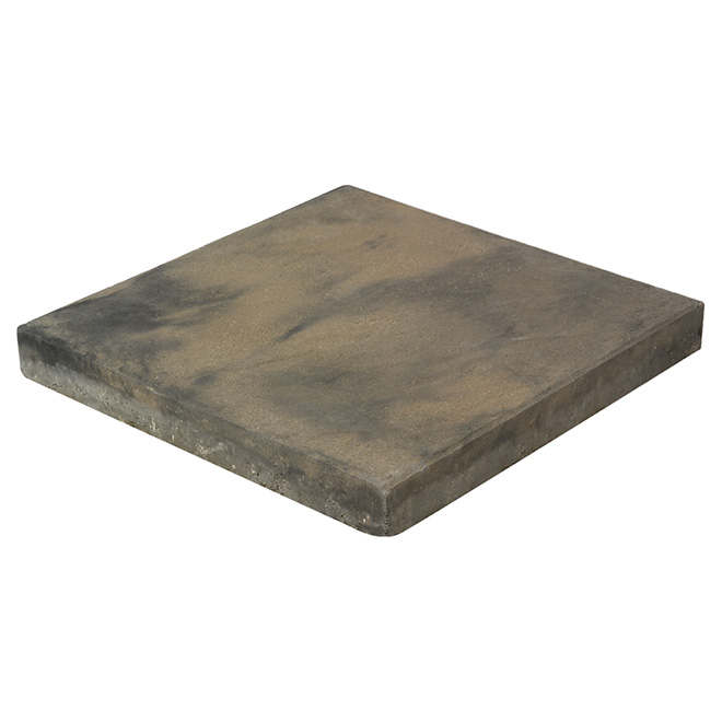 """Dynasty"" Square Patio Stone 15 3/4"" - Sierra"