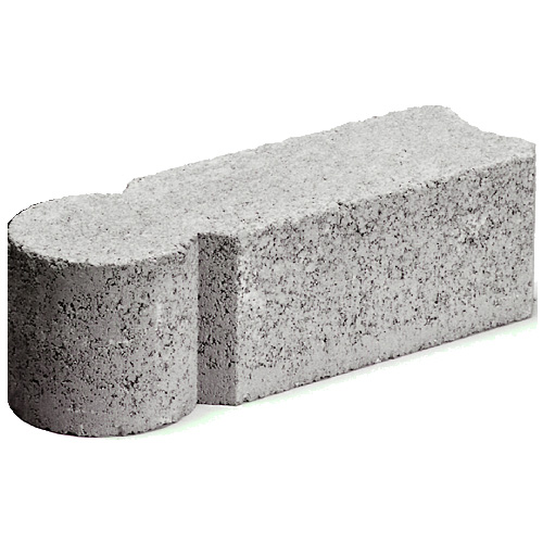 Bordure d 39 am nagement paysager de b ton en i gris rona for Bordure fenetre beton