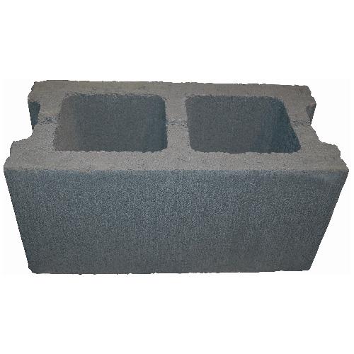 bloc de b ton creux 15 gris rona. Black Bedroom Furniture Sets. Home Design Ideas