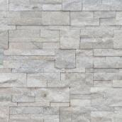 Decorative Stones - Venise - 7'' x 15.75''- White