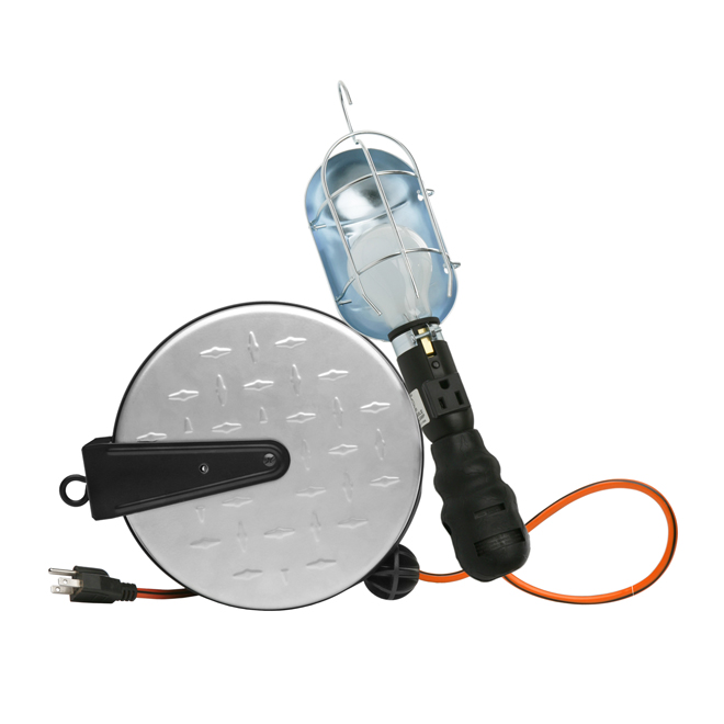 Retractable Trouble Light