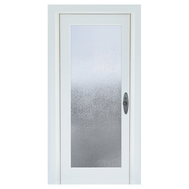 "Static-Cling Window Film - Glacier - 32.25"" x 78"" - Clear"