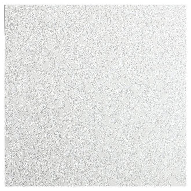 papier peint textur peindre 20 5 x 33 39 blanc rona. Black Bedroom Furniture Sets. Home Design Ideas