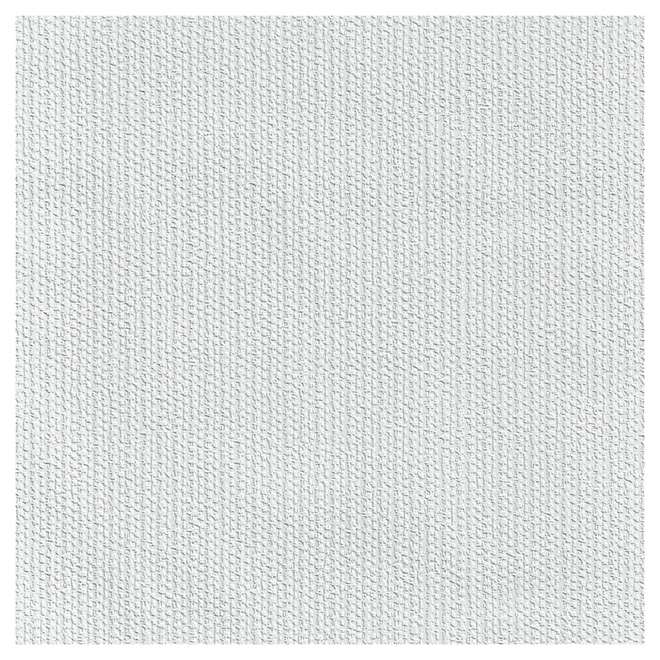 "Paintable Woven Straw Wallpaper - 20.5"" x 33' - White"