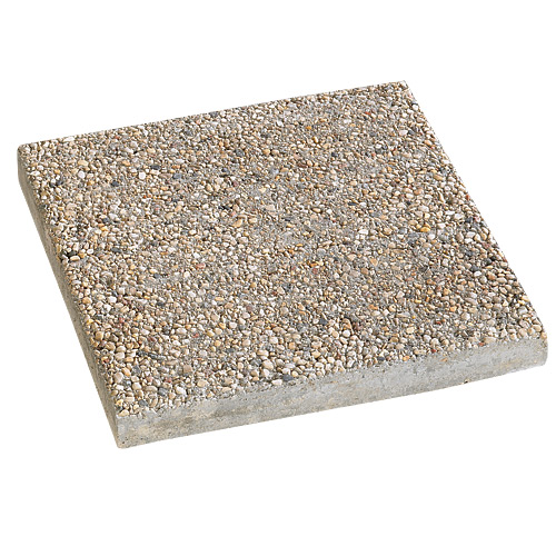 Exposed-Aggregate Patio Slab