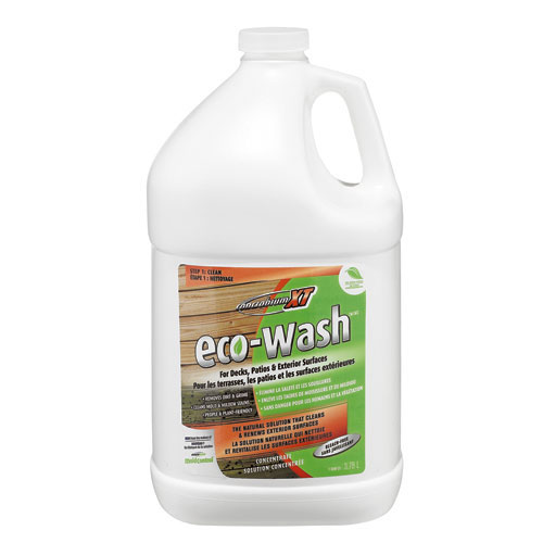 """ECO-WASH"" Deck Cleaner"