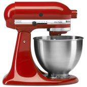 Ultra Power® Series 4.5-Quart Tilt-Head Stand Mixer - Red