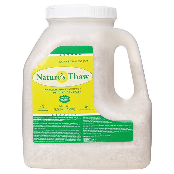 """Nature Thaw"" Ice Melter - 5.5 kg"