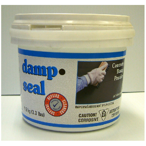 Concrete damp sealer