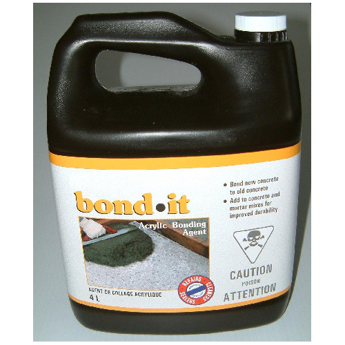 Cement acrylic bonding agent and primer