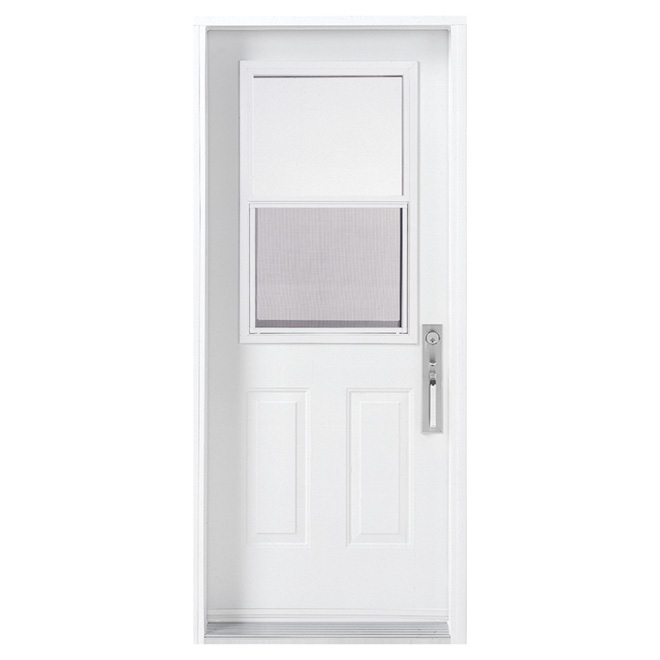 steel door rona