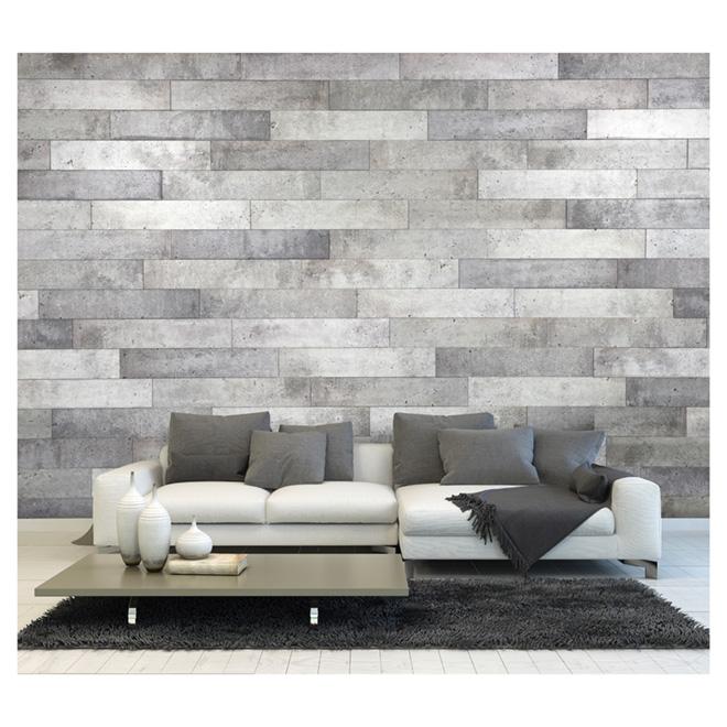 rev tement mural duo b ton rona. Black Bedroom Furniture Sets. Home Design Ideas