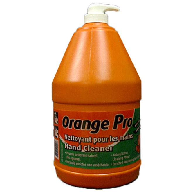 """Orange Pro"" Hand cleaner"