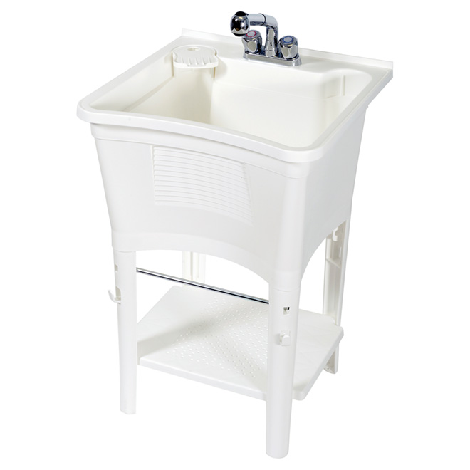 Ergonomic Laundry Tub Rona